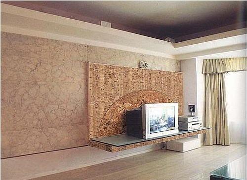 大厅木板装修效果图