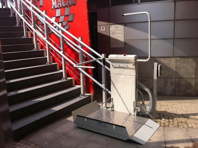产品描述 残疾人专用电梯价格经济,结构紧凑,操作简单,保养方便轮椅