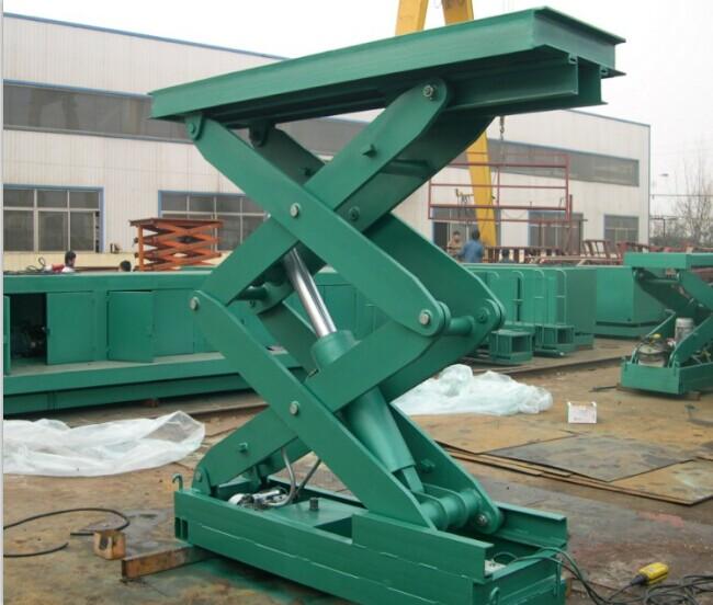 产品摘要 固定式液压升降平台升降稳定性好,适用于垂直输送