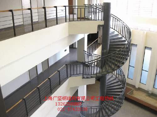 上海钢结构|上海钢结构楼梯|上海钢结构公司