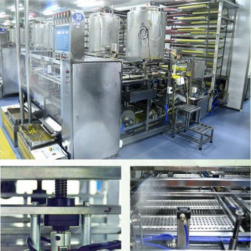 胶囊自动生产线