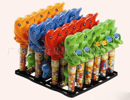 海豚玩具糖图片
