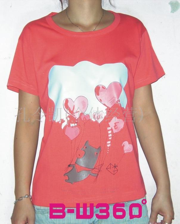 一衫一式——情侣装—-情侣T恤-情侣卫衣—冰雪中的