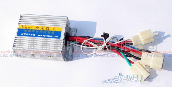 供应36v-250w库存电动自行车专用控制器