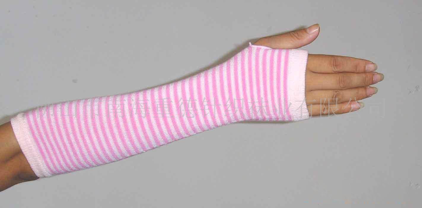 供应针织袖套图片