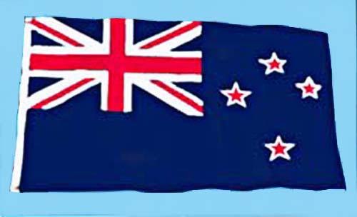 供世界各国国旗(新西兰)