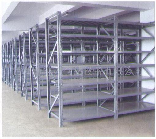 仓储设备(货架,物料架,堆垛架,托盘)中型货架