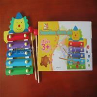 小丑铁琴儿童玩具