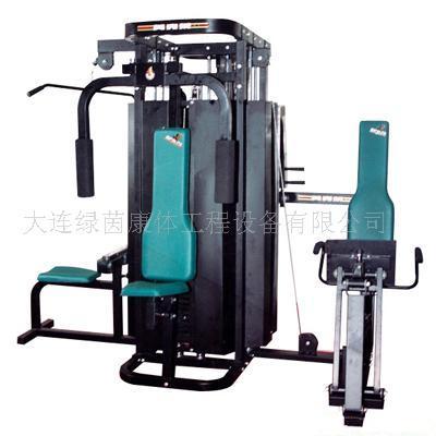 健身器材-健身器械-豪华综合训练器