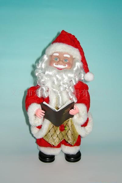 电动圣诞老人,老人,电动玩具,圣诞节,圣诞房子