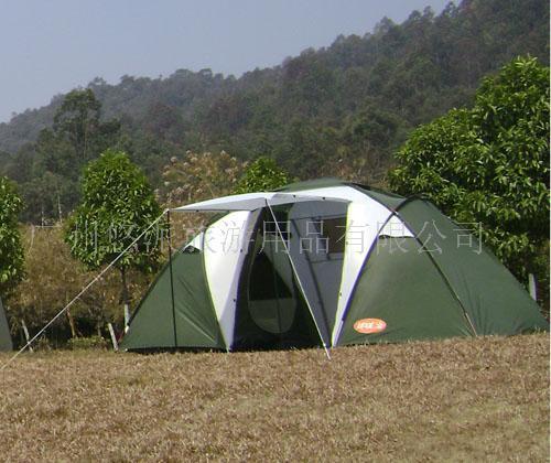 自驾游,户外休闲户外旅游帐篷-悠派(两房一厅)帐篷