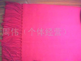 库存羊绒围巾(图)