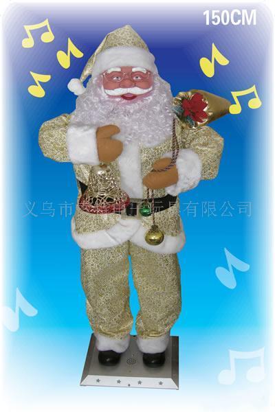 电动圣诞老人,儿童玩具,圣诞礼品
