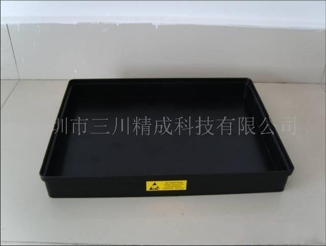 防静电元件盒元件盘防静电托盘