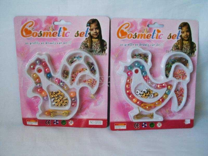 SM038782饰品珠-玩具珠两款动物散珠