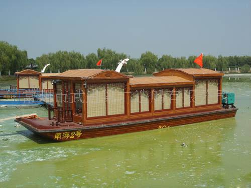 生态画舫船