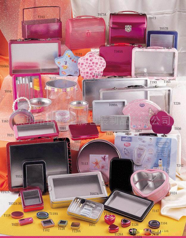化妆品系列包装
