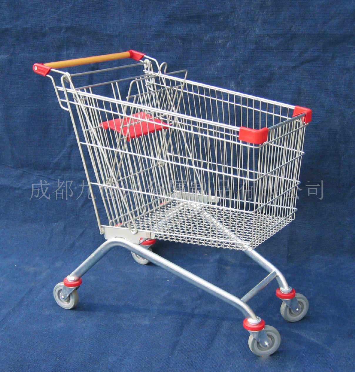 超市手推车购物车及超市配套设备