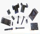 铁路配件垫板.K型垫板.轨撑垫板.防爬器