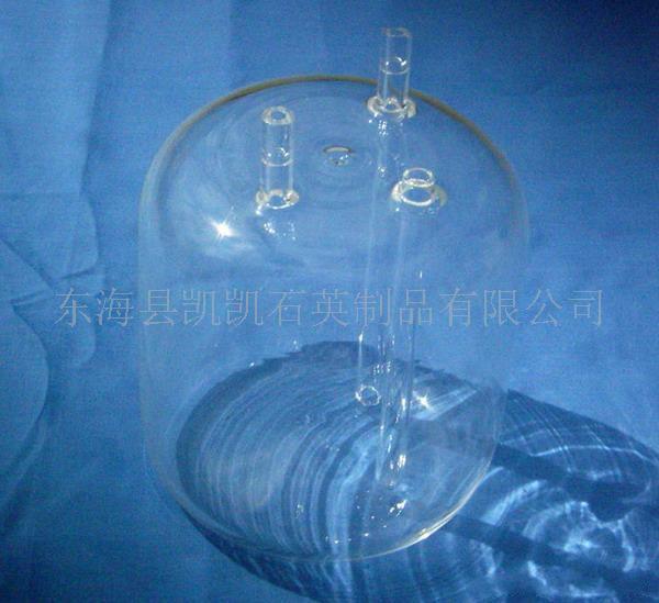 石英源瓶、石英管、石英玻璃、石英舟、石英坩埚