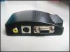 AV-VGA转换盒,BNC转VGA视频转换器