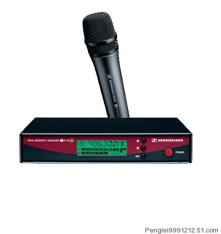 北京市 品牌: 森海塞尔 产品摘要: sk100g2手持式发射器 e835话筒