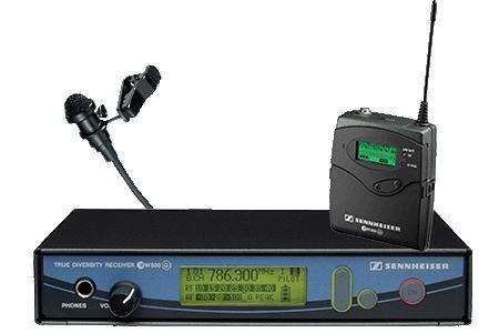 会议系统 领夹无线话筒  型号: ew512g2 产地: 北京市 品牌: 森海塞尔