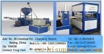 XPS挤塑板生产线,十万元组装设备,挤塑板设备生产厂家 北京福兴