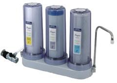 三筒净水器