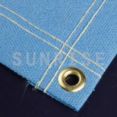 氯丁胶玻纤膨体布电焊毯
