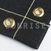 氯丁橡膠玻纖膨體布電焊毯
