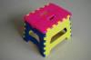 新型1+1折叠凳、塑料折叠凳、折叠凳厂家、折叠凳批发