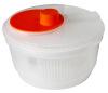 塑料沙拉旋转容器