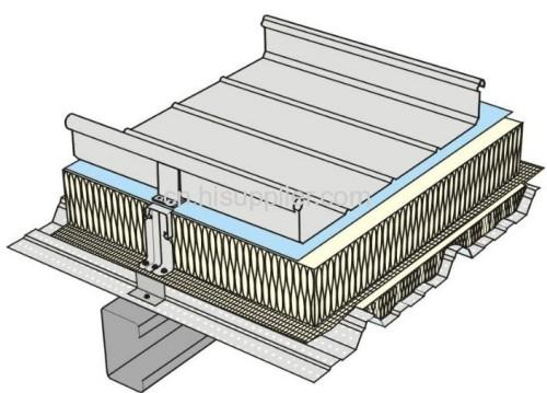 首页 建筑和装饰材料 建筑钢材和结构件 铝镁锰合金屋面板   型号: 铝