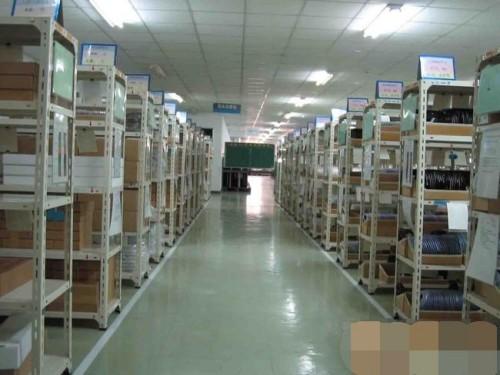 仓库货架看板设计图片