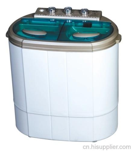 半自动迷你洗衣机-海商网