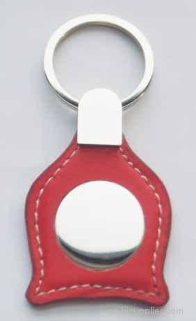 皮革钥匙扣