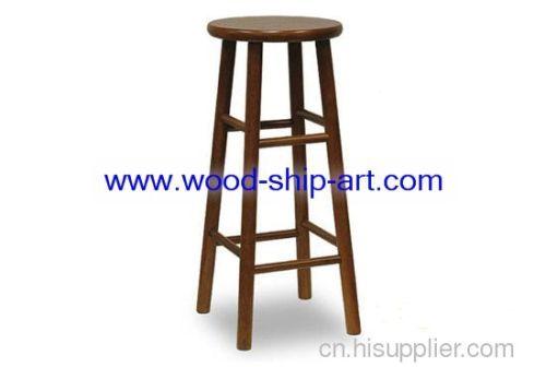 船木家具-实木吧椅