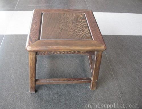 鸡翅木小板凳