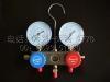 空调专用复合压力表及进口三色表管