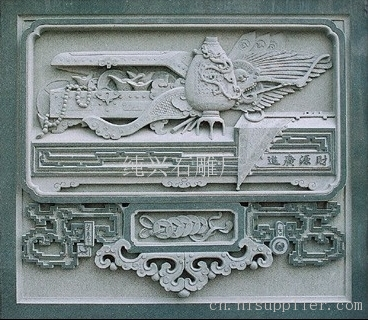 宗祠浮雕雕塑