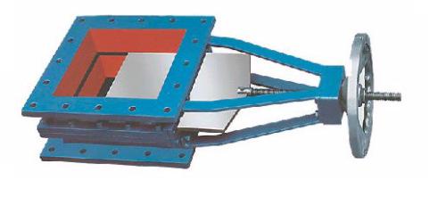 螺杆式手动方口闸板阀