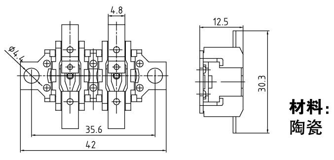 突跳式温控器