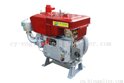 单缸柴油机水泵电启动系列