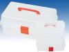 塑料工具箱 , 容纳箱, 储藏箱