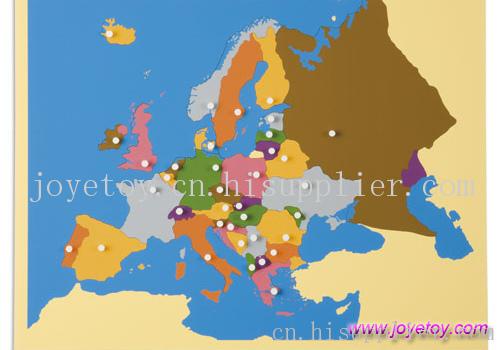 欧洲幼儿园新年