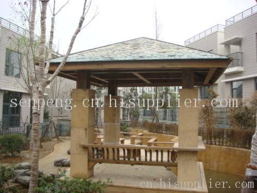 西安防腐木亭-海商网,建筑型材产品库