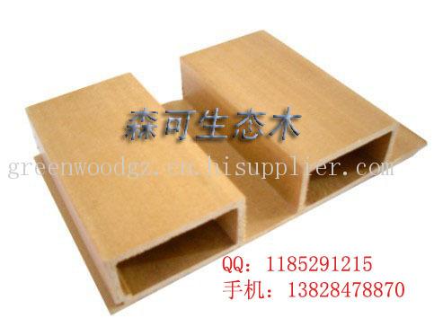 生态木绿可木长城板