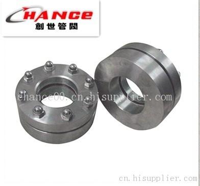 焊接法兰视镜|温州创世管阀设备制造公司图片