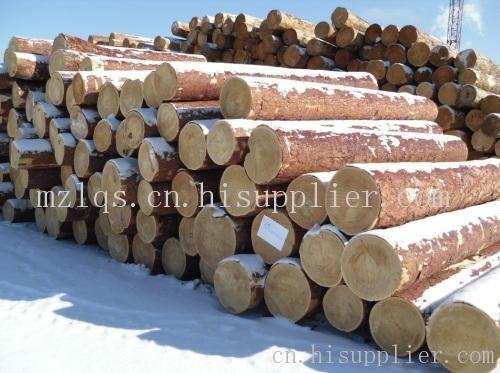 北美原木板材